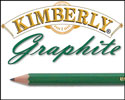 Kimberly Graphite Drawing Pencils